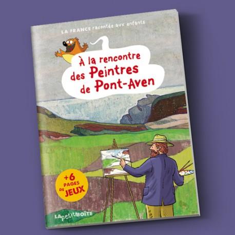Livres pour enfants À la rencontre des peintres de Pont-Aven