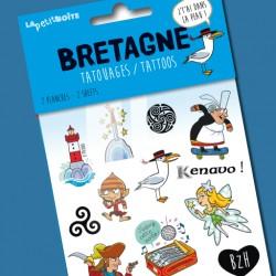 Tatouages Bretagne, j'tai dans la peau ! pour enfants