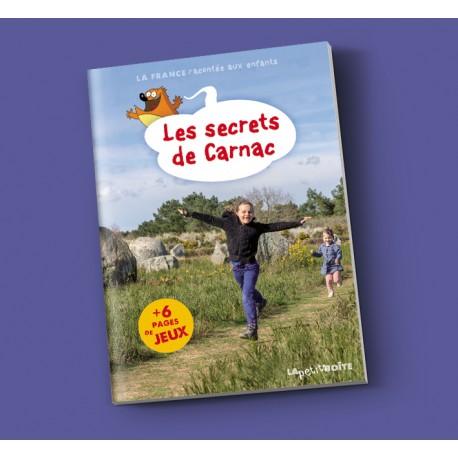 Livres pour enfants Les secrets de Carnac