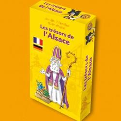 Jeu des 7 familles Les Trésors de l'Alsace pour enfants