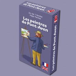 Jeu des 7 familles Les peintres de Pont-Aven pour enfants