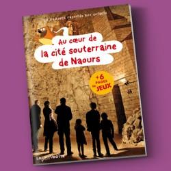 Au cœur  de la cité souterraine de Naours