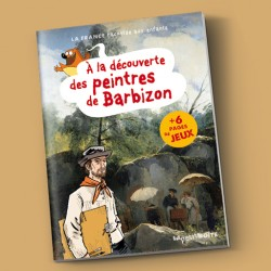 Livres pour enfants À la rencontre des peintres de Barbizon