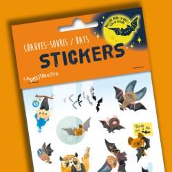 Stickers Chauves-souris