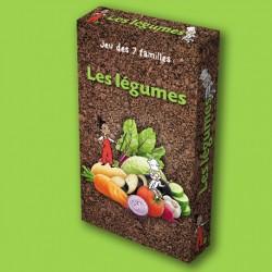 Jeu des 7 familles Les Légumes