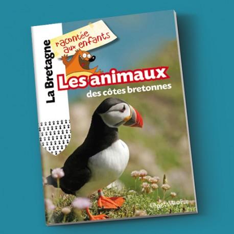 Les animaux des côtes bretonnes