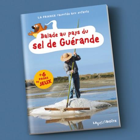 Balade au pays du sel de Guérande