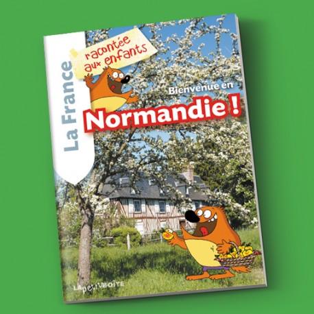 Bienvenue en Normandie !