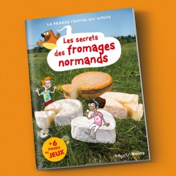 Les secrets des fromages normands