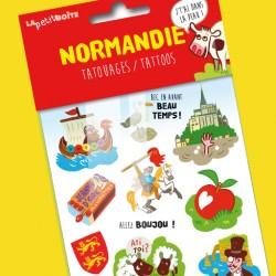 Tatouages Normandie, j'tai dans la peau !