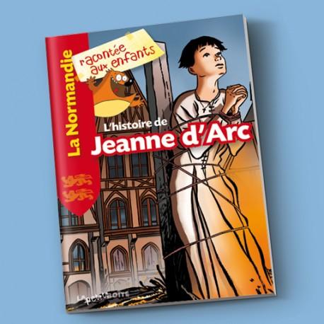 L'histoire de Jeanne d'Arc