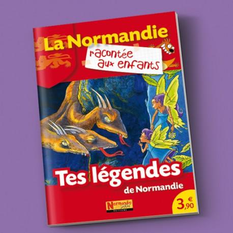 Tes légendes de Normandie