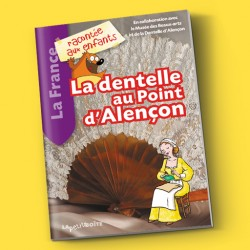 La dentelle au Point d'Alençon