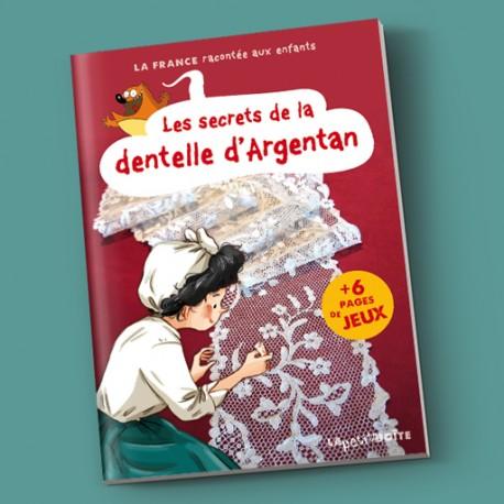 Les secrets de la dentelle d'Argentan