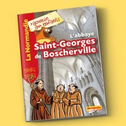 L'abbaye Saint-Georges de Boscherville