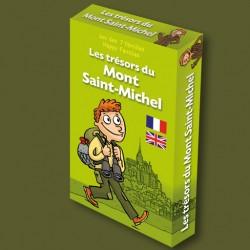 Jeu des 7 familles Les Trésors du Mont Saint-Michel pour enfants
