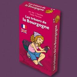 Jeu des 7 familles Les Trésors de la Bourgogne pour enfants
