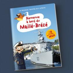 Bienvenue à bord du Maillé-Brézé